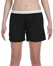 Custom Embroidered Champion 3393 Women Mesh Short at GotApparel
