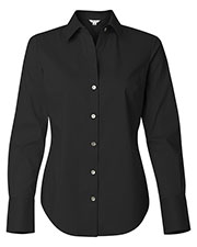 Calvin Klein 13CK018 Women Cotton Stretch Shirt at GotApparel
