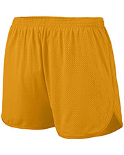 Augusta 339 Boys Solid Split Spandex Running Short at GotApparel