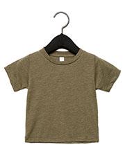Bella + Canvas 3413B Infants & Toddlers Triblend Short Sleeve T-Shirt at GotApparel