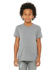 Bella + Canvas 3413Y Boys Triblend Short-Sleeve T-Shirt at GotApparel