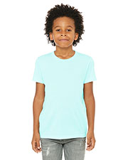 Bella + Canvas 3413Y Boys Triblend Short-Sleeve T-Shirt at GotApparel