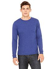 Bella + Canvas 3501 Men Jersey Long-Sleeve T-Shirt at GotApparel