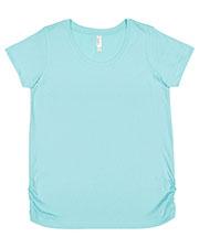 LAT 3509 Women Maternity Fine Jersey T-Shirt at GotApparel