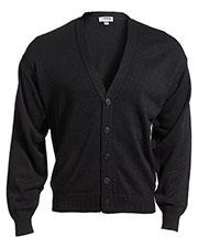 Edwards 351 Men Button Acrylic Cardigan Sweater at GotApparel