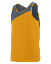 Augusta 352 Men Sleeveless Accelerate Jersey at GotApparel