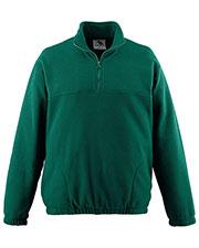 Augusta 3531 Boys Chill Fleece Half Zip Pullover at GotApparel