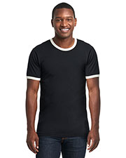 Next Level 3604 Unisex Ringer T-Shirt at GotApparel