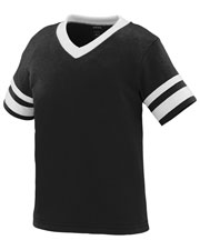 Augusta 362 Toddlers Sleeve Stripe Jersey at GotApparel