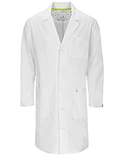 Code Happy 36400A Unisex 38 Lab Coat   at GotApparel
