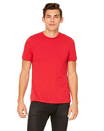 Bella + Canvas 3650 Unisex Poly Cotton Short-Sleeve Tee at GotApparel
