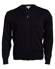 Edwards 372 Unisex Heavyweight Full-Zipper Cardigan With Pocket at GotApparel