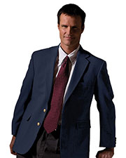Edwards 3830 Men Hopsack Single Breasted Blazer at GotApparel
