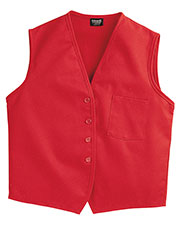 Edwards 4006 Women Apron Vest With Breast Pocket at GotApparel