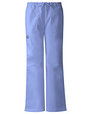 Cherokee Workwear 4020 Women Low Rise Drawstring Cargo Pant at GotApparel