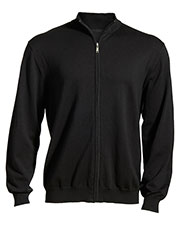 Edwards 4073 Unisex Full-Zip Fine Gauge Sweater at GotApparel