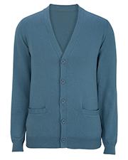 Edwards 4080 Women V-Neck Cotton Blend Cardigan at GotApparel