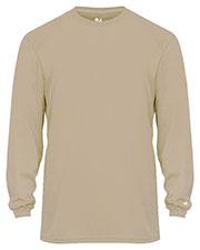 Badger 004104 Boys B-Core Long-Sleeve Performance T-Shirt at GotApparel