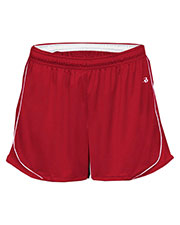Badger 4118 Women 3 Inseam Pacer Performance Short at GotApparel