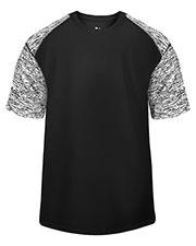 Badger 4151 Men Blend Sport Short Sleeve T-Shirt at GotApparel