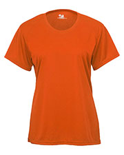 Badger 4160 Women Lady Performancetee Hotpnk L at GotApparel