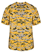 Badger 4180 Men B-Core Digital Camo Tee at GotApparel