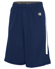 """Champion 43009BL women Double Dry 11"""" Basketball Short at GotApparel"""
