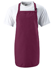 Augusta 4300 Men Full Length Apron Onesize at GotApparel