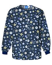 Scrub HQ 4350C Women Snap Front Warm-Up Jacket at GotApparel
