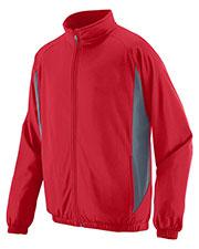 Augusta 4390 Men Medalist Athletic Jacket at GotApparel
