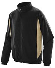 Augusta 4391 Boys Medalist Athletic Jacket at GotApparel