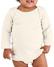 Rabbit Skins 4411 infants Long-Sleeve Bodysuit at GotApparel