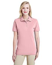 Jerzees 443WR Women 6.5 oz. Premium 100% Ringspun Cotton Piqué Polo at GotApparel