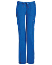 Code Happy 46000ABT Women Low Rise Straight Leg Drawstring Pant Tall at GotApparel