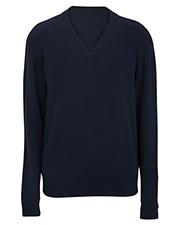Edwards 4700 Men V-Neck Cotton Sweater at GotApparel