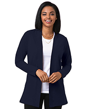 Blue Generation BG4705 Women LADIES FLY AWAY COVER UP BLACK 2 EXTRA LARGE SOLID at GotApparel