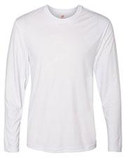 Hanes 482L Adult 4 oz Cool DRI with FreshIQ Long-Sleeve Performance T-Shirt at GotApparel
