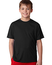 Hanes 482Y Boys 4 Oz Cool Dry Short-Sleeve Tee at GotApparel