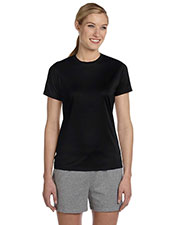 Hanes 4830 Women 4 oz. Cool Dri T-Shirt at GotApparel