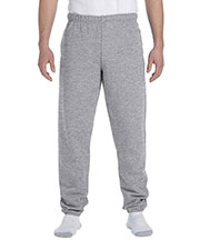 Jerzees 4850P Men 9.5 Oz. 50/50 Super Sweats Nublend Fleece Pocketed Sweatpants at GotApparel
