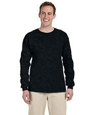 Fruit Of The Loom 4930 Men 100% Heavy Cotton HD Long-Sleeve T-Shirt at GotApparel