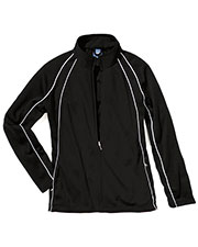 Charles River Apparel 4984 Girls Olympian Jacket at GotApparel