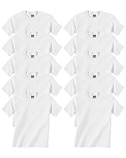 Gildan G500B Boys Heavy Cotton 5.3 Oz. T-Shirt 10-Pack at GotApparel
