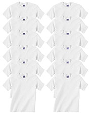 Gildan G500B Boys Heavy Cotton 5.3 Oz. T-Shirt 12-Pack at GotApparel