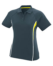 Augusta 5024 Women Rival Sport Polo Shirt With Contrast Inserts at GotApparel