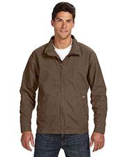 Dri Duck 5028T Men Tall Maverick Jacket at GotApparel