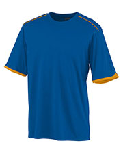 Augusta 5044 Boys Motion Soccer Crew Shirt at GotApparel