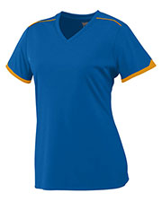 Augusta 5046 Girls Gym Motion Jersey at GotApparel