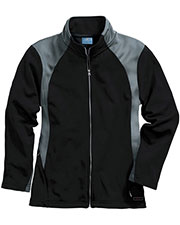 Charles River Apparel 5077 Women Hexsport Bonded Jacket at GotApparel