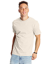 Hanes 5180 Adult Short Sleeve Beefy-T Shirt at GotApparel